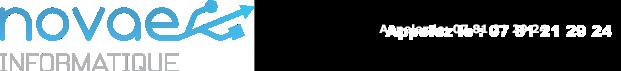 Novae informatique Logo